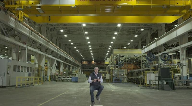 Durerà poco la calma in questa chiacchieratissima fabbrica dell'Ohio