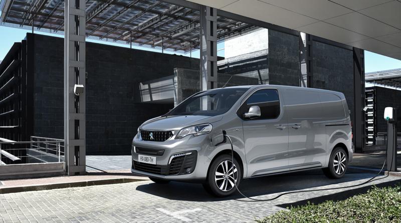 Con il Peugeot E-Expert si completa il trio di furgoni elettrici PSA