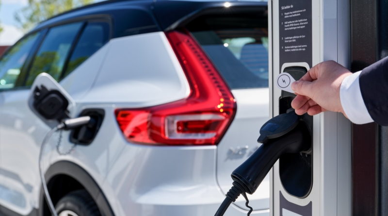 Accordo con Plugsurfing apre alla clientela Volvo  200.000 punti di ricarica europei