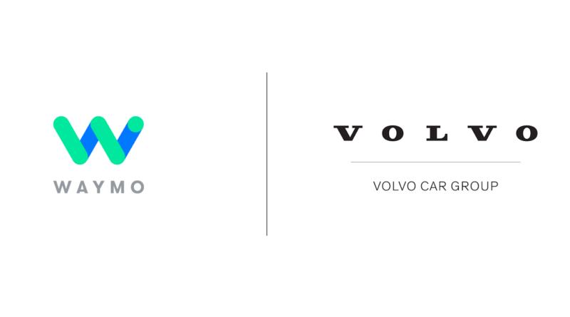 Volvo sposa Waymo come partner per un progetto di robotaxi