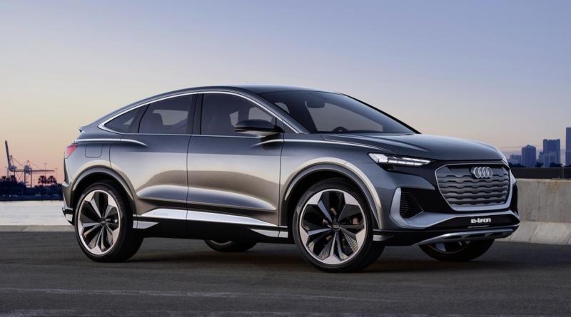 Con Q4 Sportback E-tron Audi raddoppia i SUV elettrici per sfidare Tesla