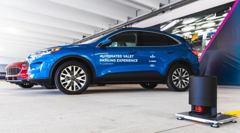 Anche Ford e Bosch vogliono cambiare come si parcheggia