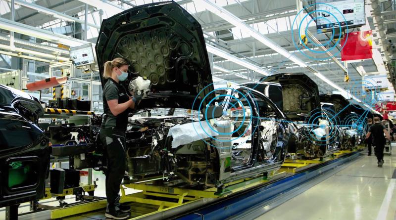 Col sistema MO360 Mercedes inizia a digitalizzare la Factory 56 dove nascerà l'elettrica EQS