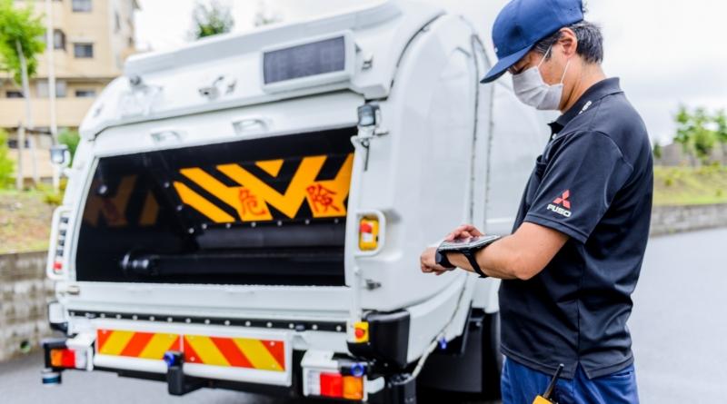 FUSO testa la flessibilità dei sistemi semi-autonomi su un furgone elettrico