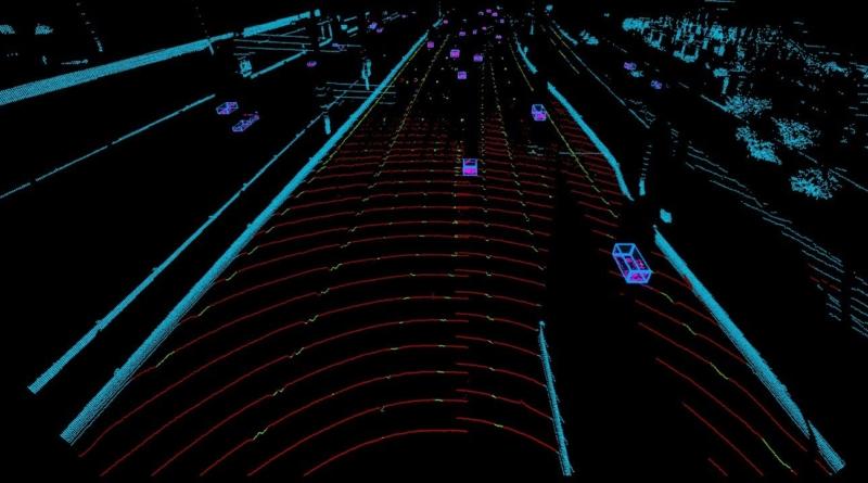 Il produttore di sensori laser Luminar in borsa, valutato $2,9 miliardi