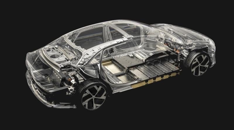 L'autonomia da record della Lucid Air conterà su una batteria da 113 kWh