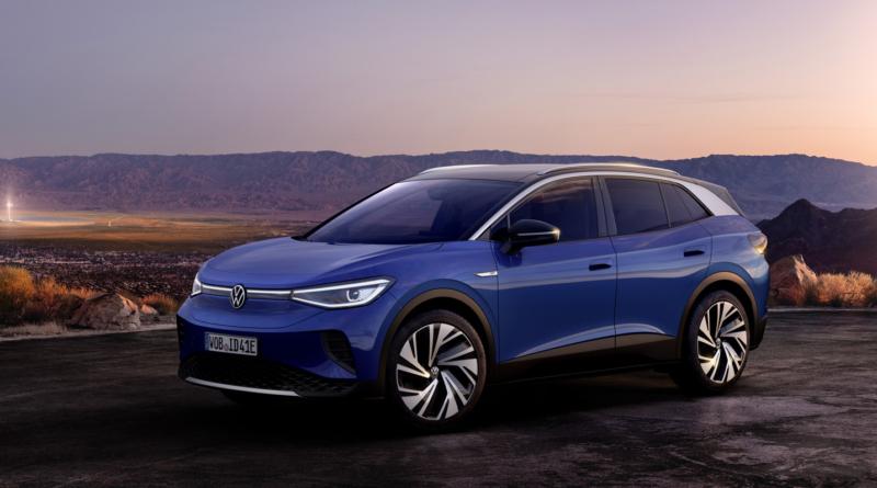 ID4: è pronta la world car elettrica Volkswagen