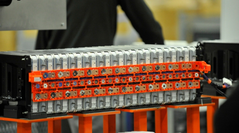 La Francia favorita per la prossima fabbrica AESC Envision