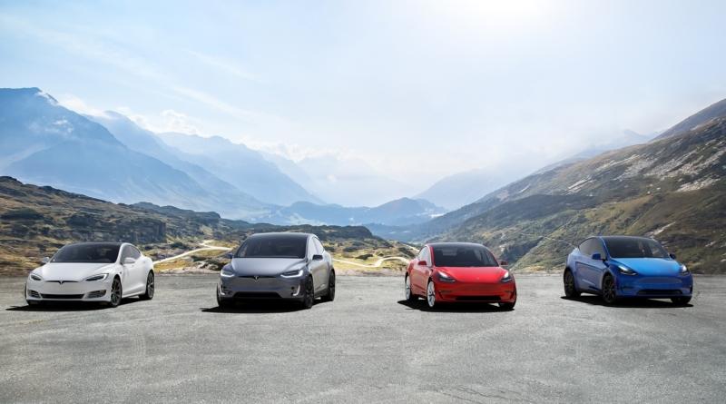 No, la CO2 della gamma Tesla non supera quella dei taxi tedeschi...