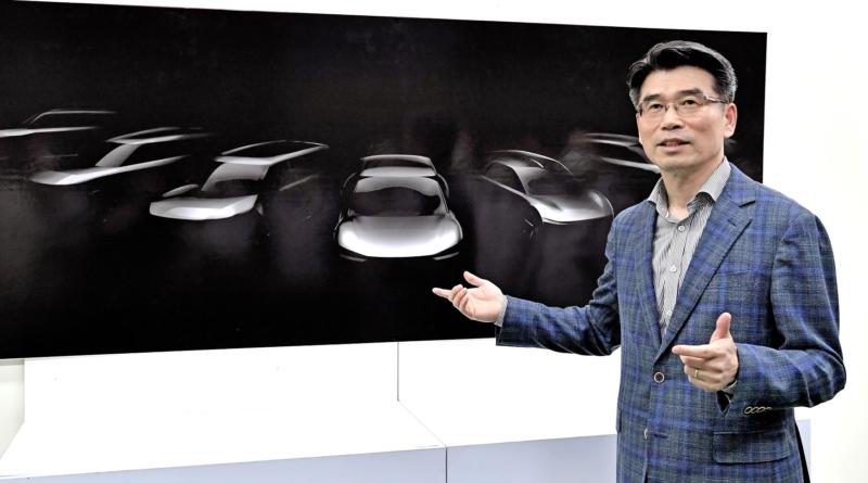 Sette nuove Kia elettriche pure destinate al varo entro il 2027