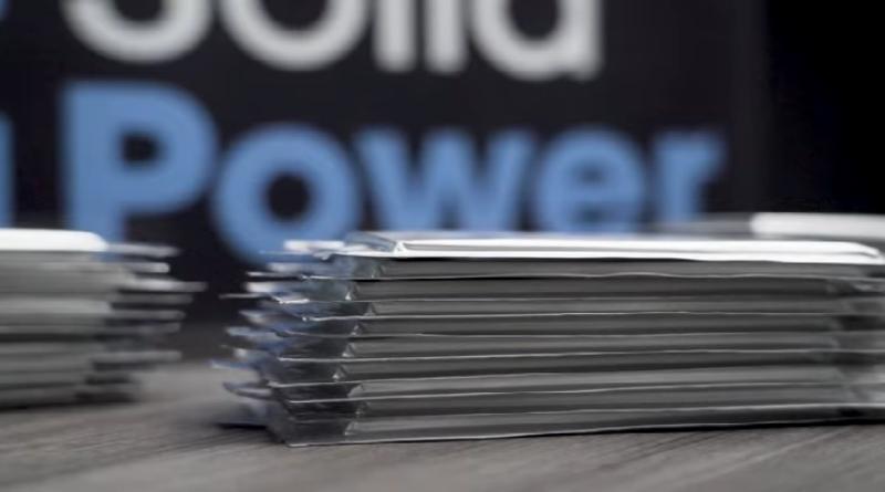 Consegnati ai clienti i primi esemplari di celle Solid Power