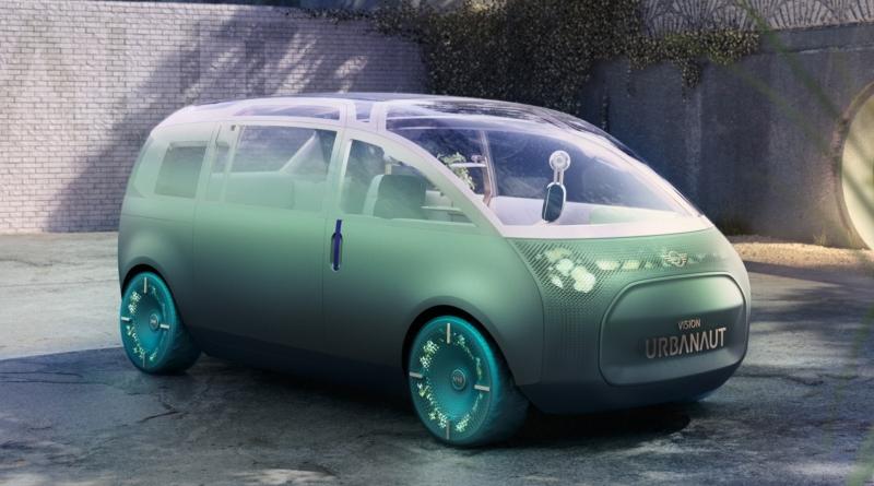 Il concept Urbanaut Vision è una Mini-camaleonte