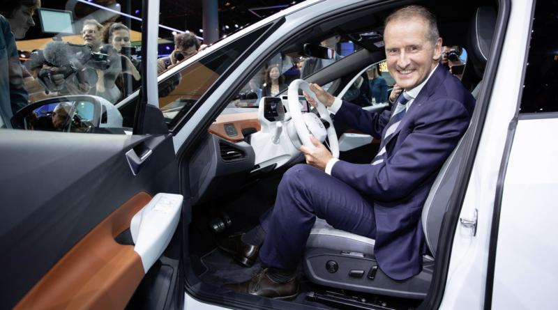 Il piano-Diess per la Volkswagen di domani