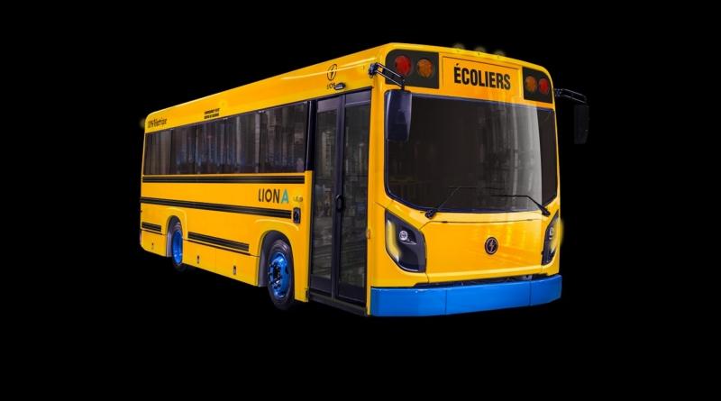 Il V2G nativo negli scuolabus Lion Electric