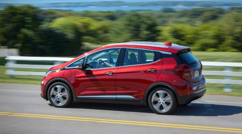Maxi-richiamo interessa le Chevrolet Bolt EV