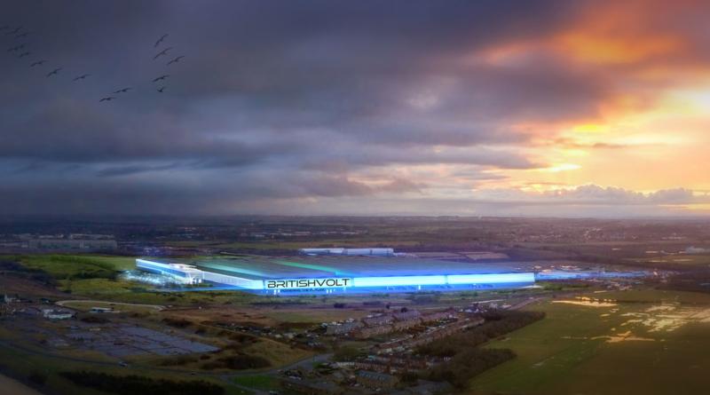 Britishvolt sceglie il porto di Blyth per la sua Gigafactory