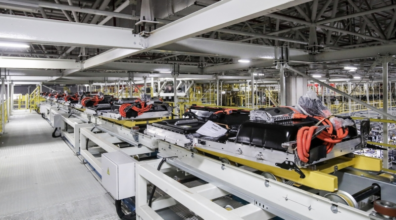 Diario dell'anno delle fabbriche silenziose