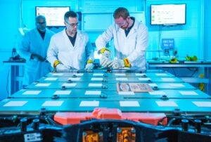 LG Energy Solution festeggia il battesimo con più alluminio
