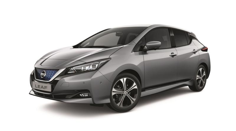 Per la Nissan Leaf MY20 prezzi 2021 a partire da €21.800
