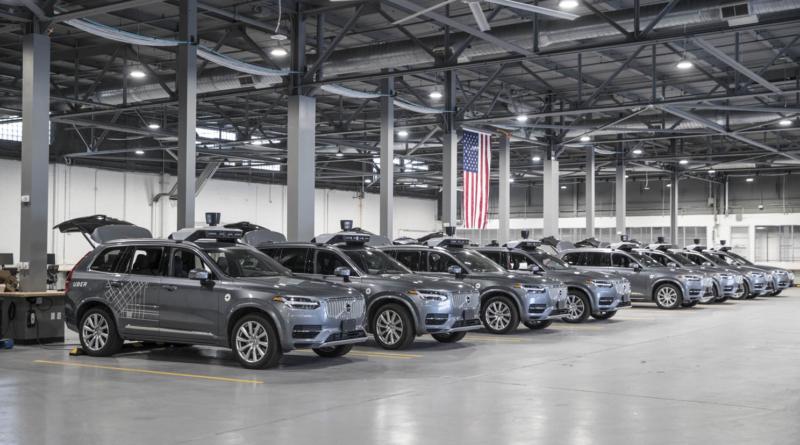 Robotaxi ed ATG Uber passano ad Aurora