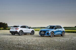 Spuntano le prese anche sui SUV Audi Q3