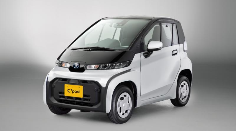 Toyota trasforma i concept in veicoli da mobilità