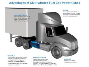 General Motors prepara le fuel cell per Navistar 1