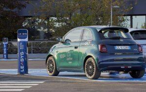 Apre al pubblico il servizio di car sharing LeasysGo!