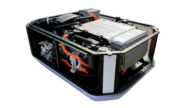 Il business dell'idrogeno Hyundai in Cina cresce