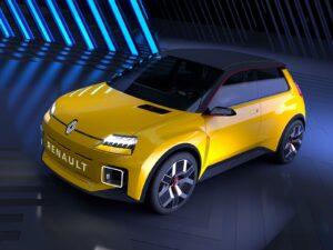 Il gruppo Renault batte ancora il 5