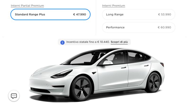 Scommettiamo che i tagli al listino Tesla non finiscono qui?