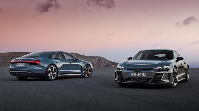 E-Tron GT: l'Audi più potente è elettrica