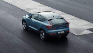 Secondo all electric della storia Volvo, è pronto C40 1