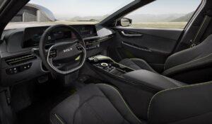 L'autonomia della Kia EV6: oltre i 500 chilometri 1