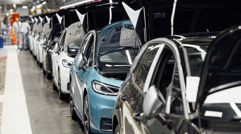 Le piattaforme attuali e future sono il faro Volkswagen