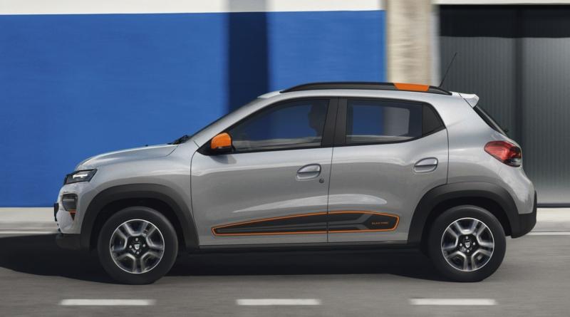 Ufficiali i prezzi italiani della Dacia Spring