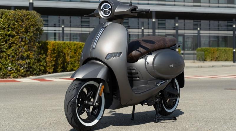 Debutta lo scooter elettrico bolognese W3