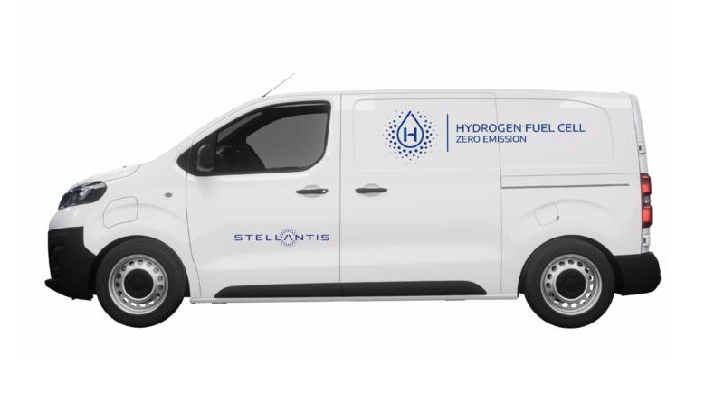 Entro fine anno i primi furgoni fuel cell + plug-in