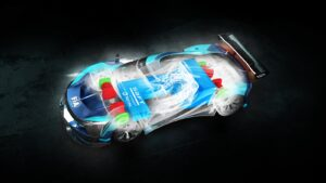 L'electric GT palestra per la ricarica ultra-veloce