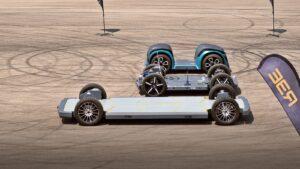Magna International costruirà veicoli elettrici sulla piattaforma REE