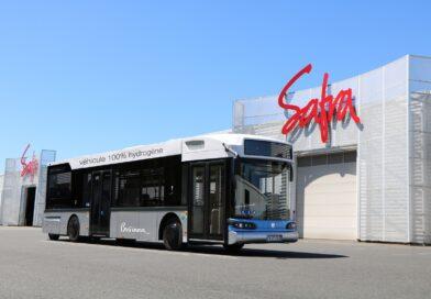 Obiettivo quota 1.500 autobus, per Safra e Symbio