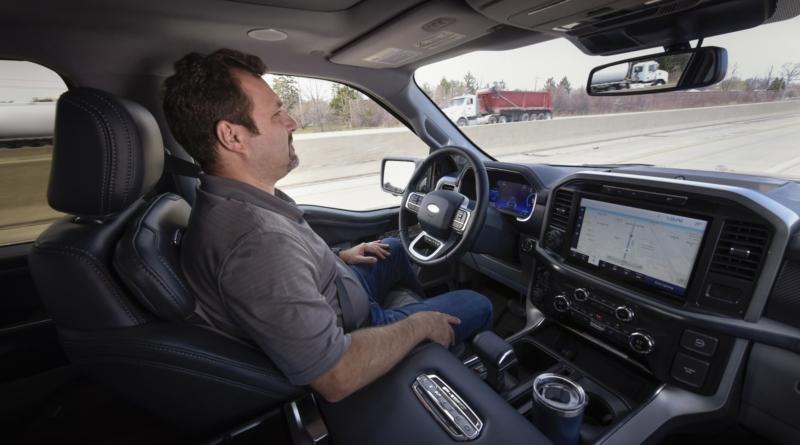 Senza mani: ora anche su alcune Ford, col BlueCruise