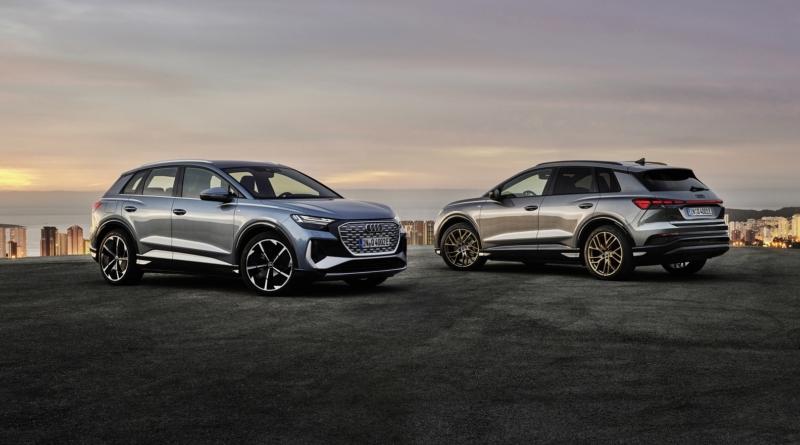Un lancio sincronizzato per i SUV compatti Audi