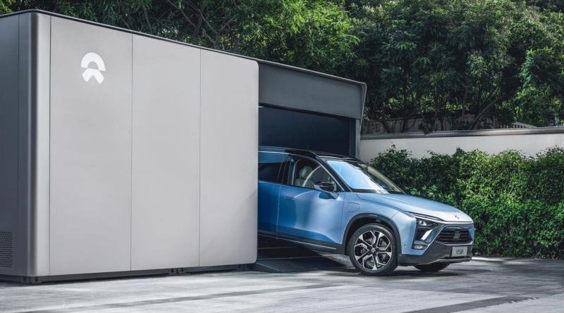 Approvato in Cina lo standard del battery swap