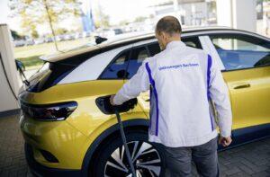 Le ambizioni Volkswagen sulla tecnologia bi-direzionale V2G 1