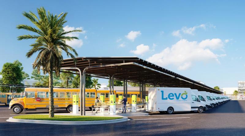 Levo Mobility punta alle flotte di scuolabus di Biden
