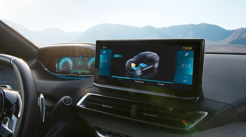 Una cura Mobile Drive per i cockpit Stellantis