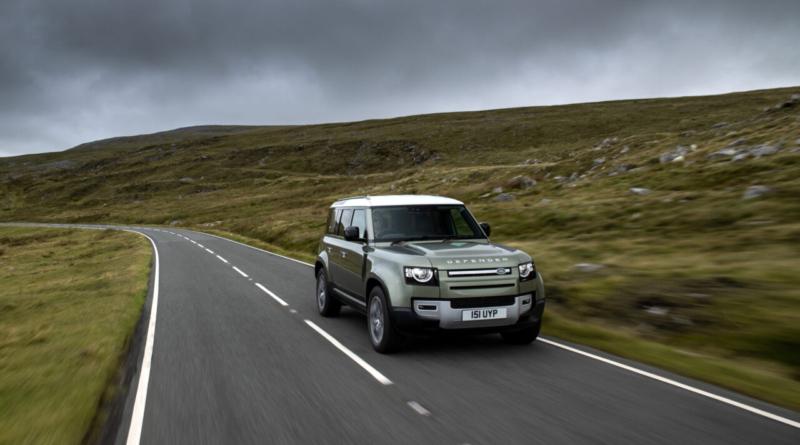 Un Defender fuel cell nei piani Jaguar Land Rover