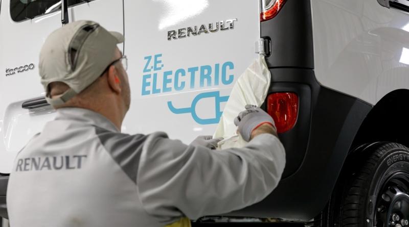 Il cuore della produzione elettrica Renault nel Nord della Francia
