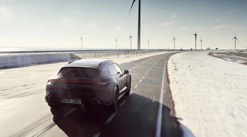 Porsche primo cliente delle celle cilindriche Varta 21700